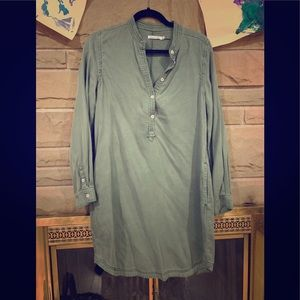 Kenneth Cole Reaction tunic dress with pockets